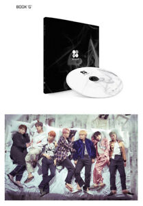 BANGTAN-BOYS-KPOP-BTS-WINGS-Vol2-Album-G-Ver-CD-Poster-Photobook-Photocard-Gift