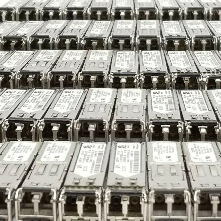 GENUINE 3COM 3CSFP91 1000BASE-SX SFP TRANSCEIVER 50xAvailable