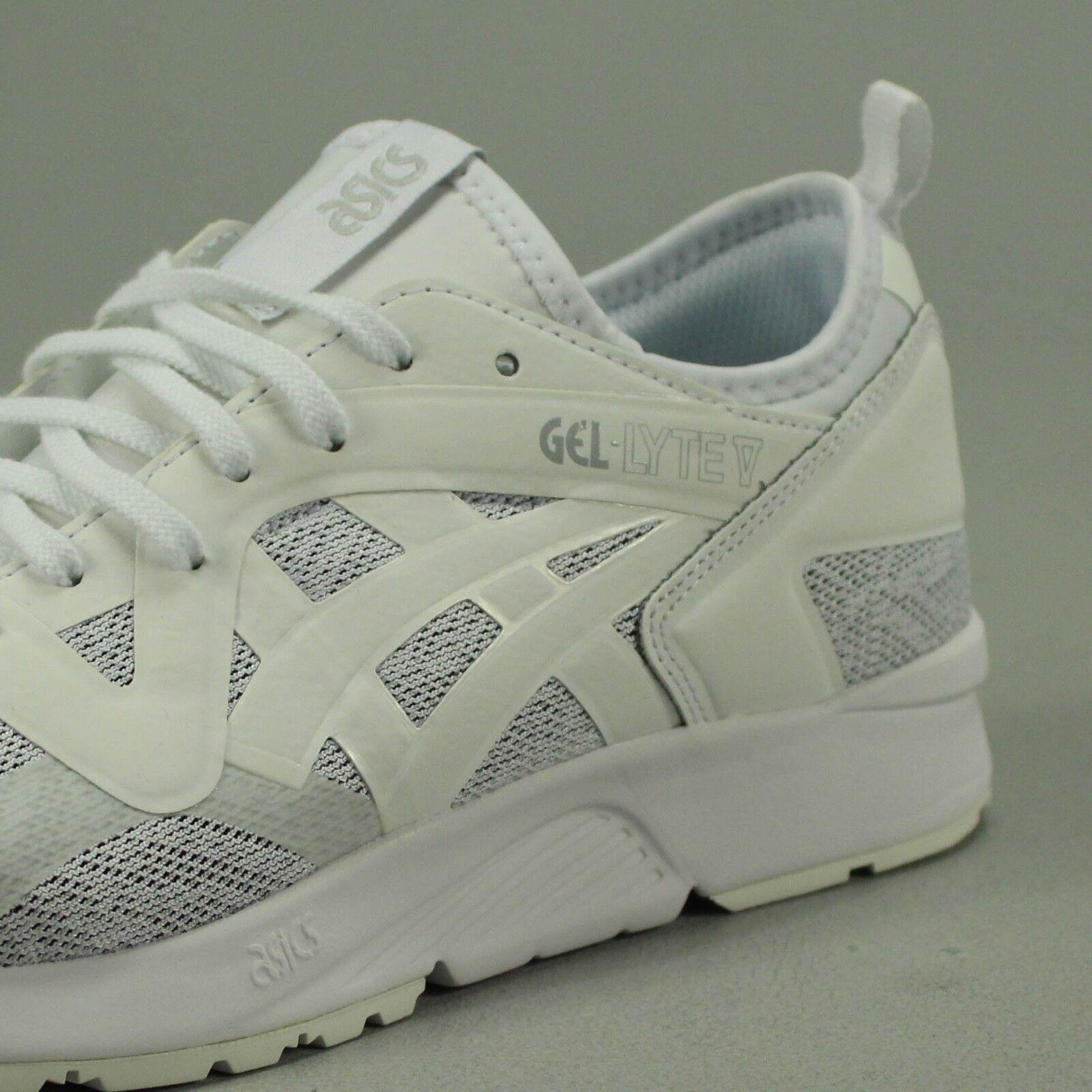 Asics Gel Lyte V NS Schuhes box – Weiß/Weiß New in box Schuhes UK Größe 7,8,9 44f61f