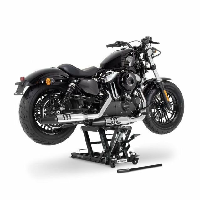 Bequille d'atelier MLS pour Harley Davidson leve moto cric hydraulique MDS