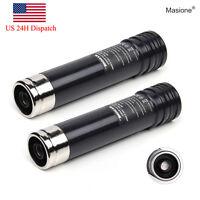 2x 3.6v Battery For Black & Decker Versapak Vp100 Vp105 Vp110 Power Tool
