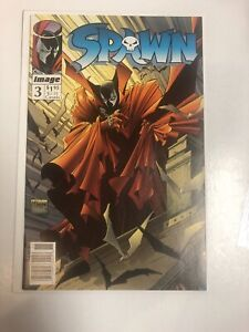 Spawn-1992-3-NM-Newsstand-Rare-Edition