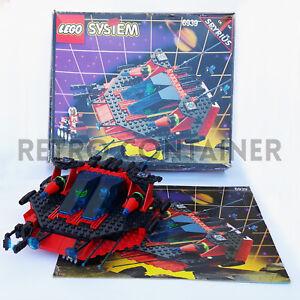 Lego 100% Set complet 6939 - Soucoupe Centurion 1994 Lotto Spatiale Spyrius Kg