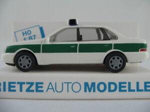 Rietze-50642-Ford-Scorpio-Limousine-1994-1997-034-POLIZEI-034-1-87-H0-NEU-OVP