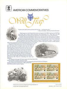 173-20c-Wolf-Trap-Farm-Park-2018-USPS-Commemorative-Stamp-Panel