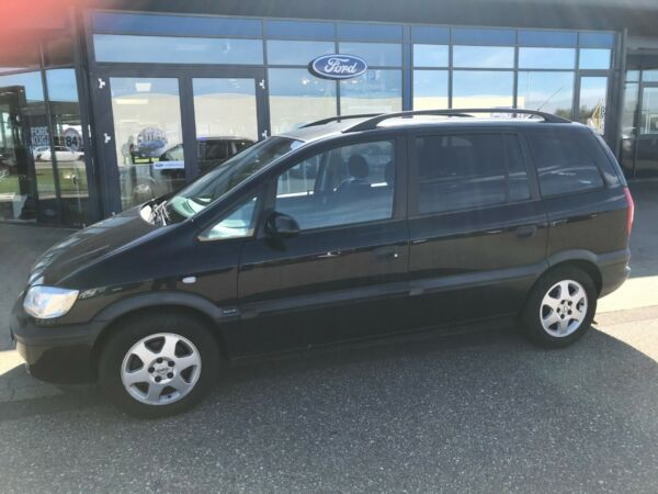 Opel Zafira 1,8 16V Comfort aut. - billede 4