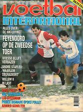 V.I. 1989 nr. 49  - PRINCE POLLEY/FEYENOORD-PSV/RENE TROST