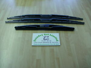 Land Rover Discovery Series 2 Windscreen Wiper Blade Set