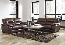 Sensational Ashley Furniture Islebrook Leather Sofa And Loveseat Iron Spiritservingveterans Wood Chair Design Ideas Spiritservingveteransorg