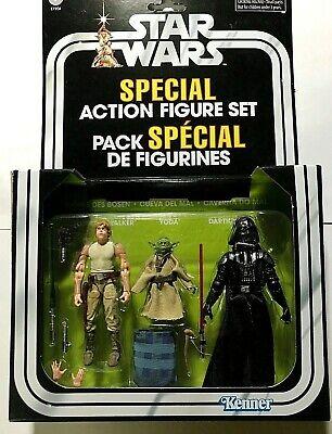 """Kenner Star Wars /""""Grotte du mal/"""" SPECIAL Action Figure Set 3.75/"""" NEUF!!!"""