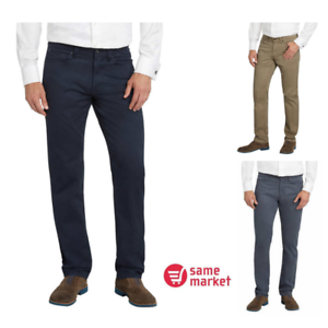 NEW-Kirkland-Signature-Men-s-5-Pocket-Twill-Pant-Size-amp-Color-VARIETY