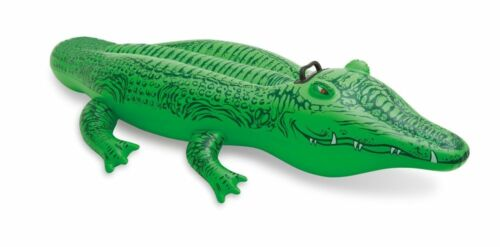 Steinbach - Little Gator - Ride-On Reittier Alligator Kinder Wasser Pool Kinder