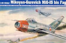 Trumpeter - MiG-15 bis Fagot-B Triebwerk Nozzle China Soviet 1:48 Modell-Bausatz