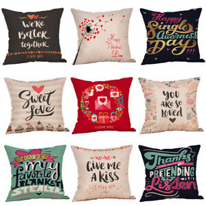 Am-KF-Happy-Valentine-Linen-Pillow-Case-Sofa-Bed-Cushion-Cover-Home-Decor-Gift