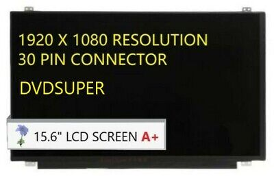 BRIGHTFOCAL New Screen Fits Asus TUF FX504 FX504GE-ES72 Gaming Display 15.6 Non-Touch IPS FHD 1080P WUXGA eDP Slim LED Screen Replacement LED LCD Screen Display