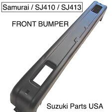 FRONT BUMPER Bar - OEM/SGP - Suzuki Samurai 86-95   ATL,GA
