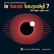 Le Beat Bespoke 7 (NEW) Mod-Psych-Freakbeat-Compilation