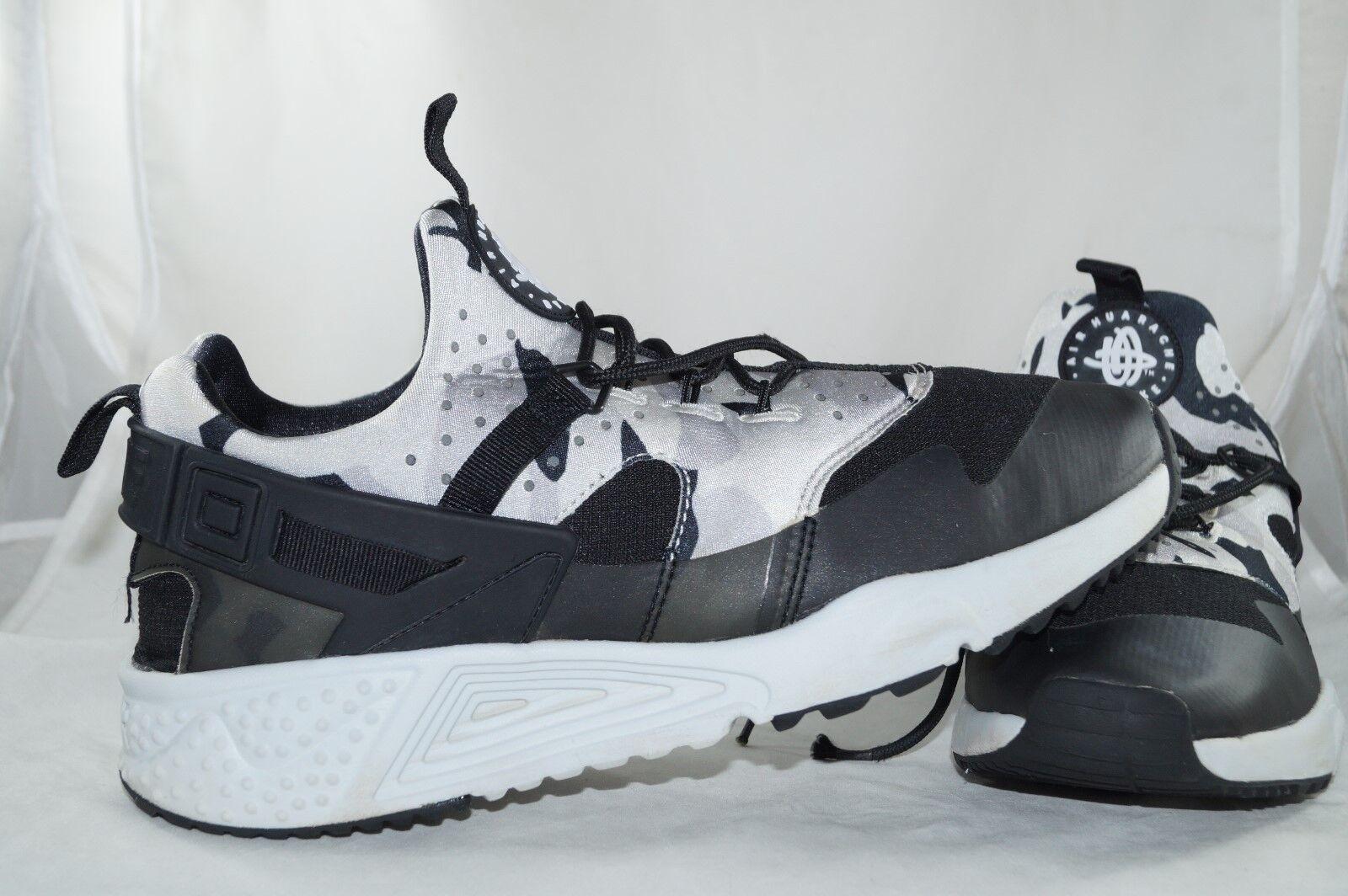 Nike Air 44 huarache utility negro GR: 44 Air aerobic calzado deportivo b58e3f