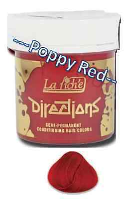 LA RICHE DIRECTIONS HAIR DYE COLOUR CHOOSE ALL COLOURS