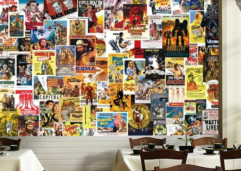3D Poster Classic 74 WallPaper Murals Wall Print Decal Wall Deco AJ WALLPAPER