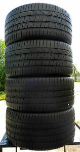 4-Pieces-285-35-zr20-Pirelli-P-Zero-MGT-pneus-d-039-ete-100y-SALE