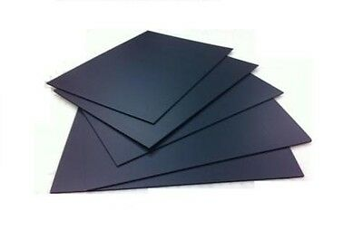 """18"""" x 24"""" 4mm BLACK corrugated plastic sign blank 10/PK Yard, Function, Outing,"""