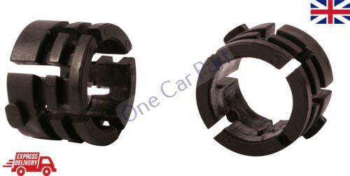 1X Cubo de la caja de dirección Renault Scenic MK2 Kit de reparación de rack ring Clips