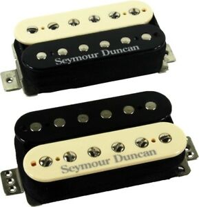Seymour duncan f spaced hot rodded humbucker set sh 2n tb 4 jb image is loading seymour duncan f spaced hot rodded humbucker set asfbconference2016 Choice Image
