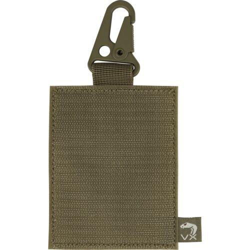 VIPER TACTIQUE VX Utilitaire Crochet MOLLE AIRSOFT Manche Gant fixation badge Panneau