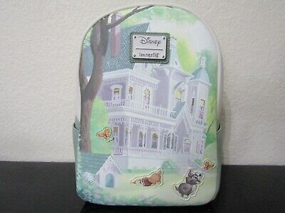 Loungefly Disney Lady And The Tramp Loved One Mini Backpack New With Tags Ebay