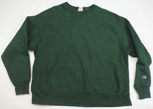 green champion sweatshirt