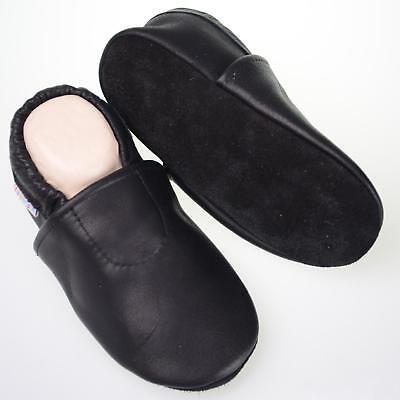 Pantofole's Ecopell Liya Pantofole Bambino Scarpe Da Eco Pelle-indiansummer-