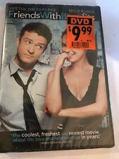 Friends With Benefits DVD Movie