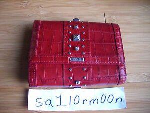 In Lederoptik Brieftasche Echtem Aus Leder Versace Gianni n8Ww7qHxaa