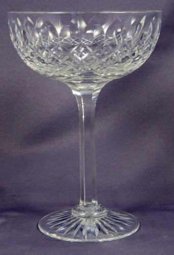 TUDOR CRYSTAL CATHERINE III  Champagne Sherbet Glass