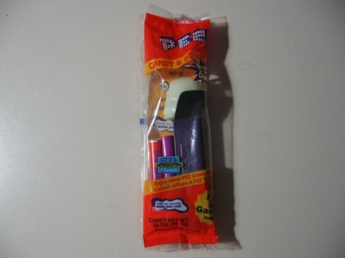 orange pack Brand New and Sealed purple stick PEZ: Glow in the Dark Skull