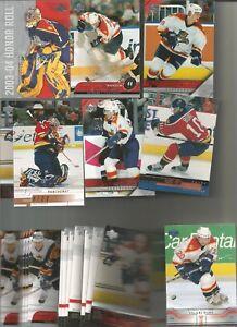 1990-2006-FLORIDA-PANTHERS-HOCKEY-225-CARD-LOT