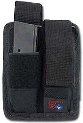 FITS GLOCK 19X DOUBLE MAG MAGAZINE POUCH HOLSTER 100/% MADE IN U.S.A.