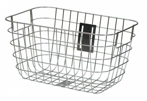 Fahrrad Korb Einkaufskorb Schultaschen Einschließlich Befestigungsmaterial Stahl