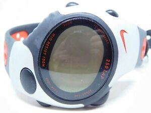 Ejecutar Abreviar Duque  Nike Triax 250 WR004-011 250 Lap Quartz Digital Men's Sport Watch   eBay