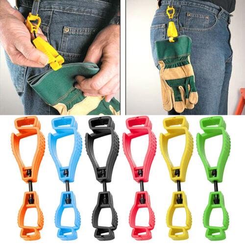Glove Clip Holder Hanger Guard Labor Work Clamp Grabber Catcher Safety Work Hot