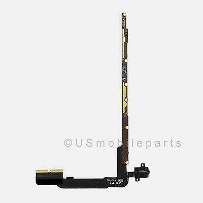 iPad 3rd 4th 3 4 Volume Headphone Audio Headset Jack + PCB Board Flex Cable Wifi