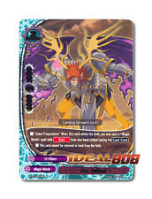 Buddyfight x 4 Liar Fullfool - BT01/0027EN (R) Rare Mint Future Card