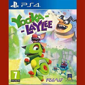 Yooka-laylee-PlayStation-4-PS4-7-RISIGILLATO