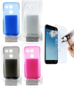 Case-Cover-Gel-TPU-Silicone-For-LG-Nexus-5X-Optional-Protector