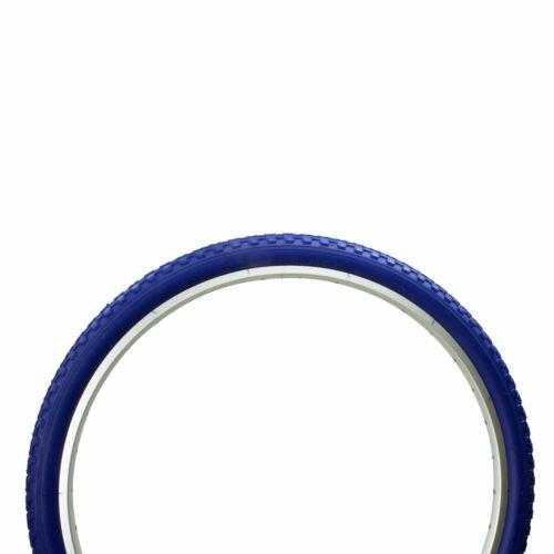 "26/"" x 1.75/"" BMX bike ALL BLUE Comp 3 design bicycle tire 65PSI! NEW"