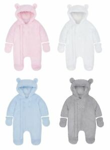 c88b55c61 Babies Soft Feel Pram Suit   Pram Coat   Snow Suit