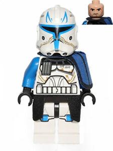 new lego captain rex from set 75012 star wars clone wars sw0450 | ebay