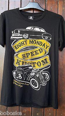 """T-shirt Eight Monday """" Speed Kustom"""""""