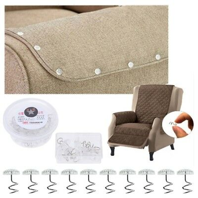 DIY Upholstery Twist Pins Sofa Couch Chair Car Headliner Repair Drapery Crafts